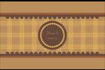 Beurre d'arachide de Pauline Cartes Et Articles D'Artisanat Imprimables - gabarit prédéfini. <br/>Utilisez notre logiciel Avery Design & Print Online pour personnaliser facilement la conception.