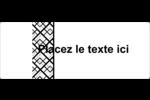 Gabarits lignes géométriques néons Étiquettes Voyantes - gabarit prédéfini. <br/>Utilisez notre logiciel Avery Design & Print Online pour personnaliser facilement la conception.