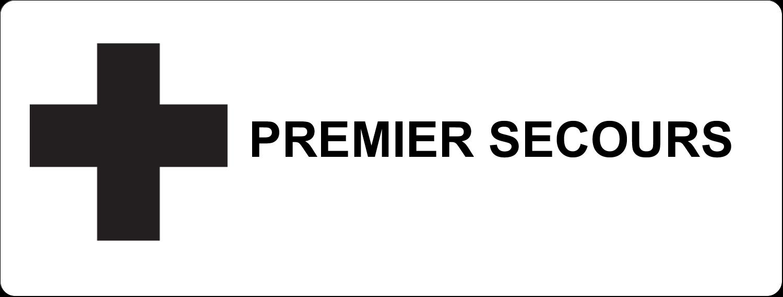 Gabarits Premiers soins Étiquettes Voyantes - gabarit prédéfini. <br/>Utilisez notre logiciel Avery Design & Print Online pour personnaliser facilement la conception.