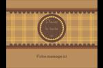 Beurre d'arachide de Pauline Badges - gabarit prédéfini. <br/>Utilisez notre logiciel Avery Design & Print Online pour personnaliser facilement la conception.
