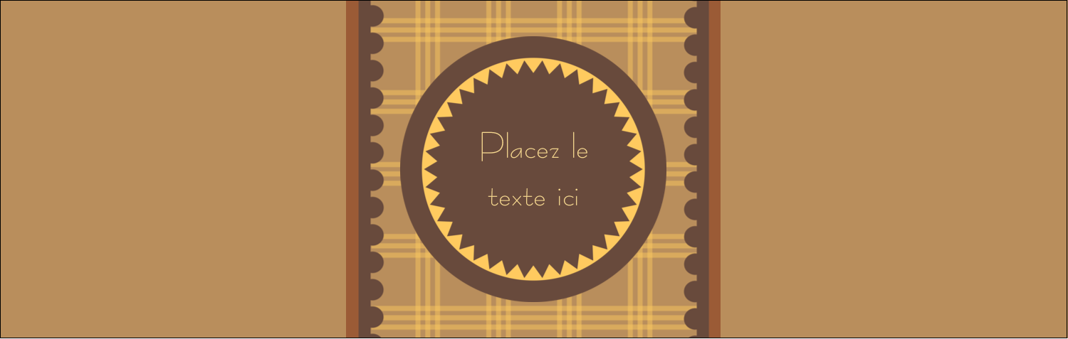 "4¼"" x 5½"" Cartes de notes - Beurre d'arachide de Pauline"
