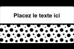 Gabarits Pois néons Étiquettes Voyantes - gabarit prédéfini. <br/>Utilisez notre logiciel Avery Design & Print Online pour personnaliser facilement la conception.