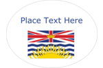 Adorn all your creative projects with the British Columbia Flag.