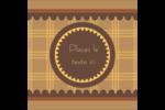 Beurre d'arachide de Pauline Étiquettes enveloppantes - gabarit prédéfini. <br/>Utilisez notre logiciel Avery Design & Print Online pour personnaliser facilement la conception.