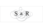 Monogramme de mariage Étiquettes D'Adresse - gabarit prédéfini. <br/>Utilisez notre logiciel Avery Design & Print Online pour personnaliser facilement la conception.