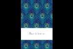 Paon Reliures - gabarit prédéfini. <br/>Utilisez notre logiciel Avery Design & Print Online pour personnaliser facilement la conception.