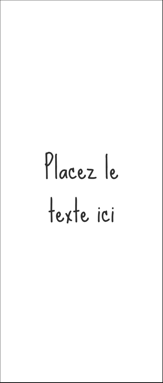 """2"""" x 3½"""" Cartes Pour Le Bureau - Ancre de Saint-Valentin"""