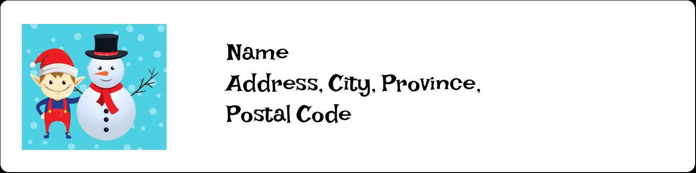 Avery 8161 Address Labels 1 X 4 Rectangle White