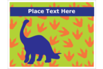 RAWWRR!! Let dinosaurs roam your creative projects with dinos and dino tracks!