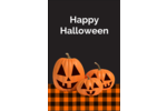 Add Halloween fun to your next project with this template.