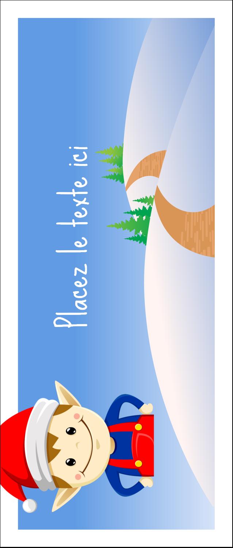 Henri le Lutin  Tickets - gabarit prédéfini. <br/>Utilisez notre logiciel Avery Design & Print Online pour personnaliser facilement la conception.