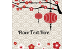 Celebrate with this stunning and ornate template to bring in the Chinese New Year.