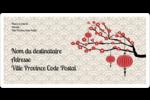Nouvel An chinois Étiquettes de classement écologiques - gabarit prédéfini. <br/>Utilisez notre logiciel Avery Design & Print Online pour personnaliser facilement la conception.