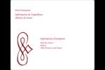 Diamant stylisé Étiquettes D'Adresse - gabarit prédéfini. <br/>Utilisez notre logiciel Avery Design & Print Online pour personnaliser facilement la conception.