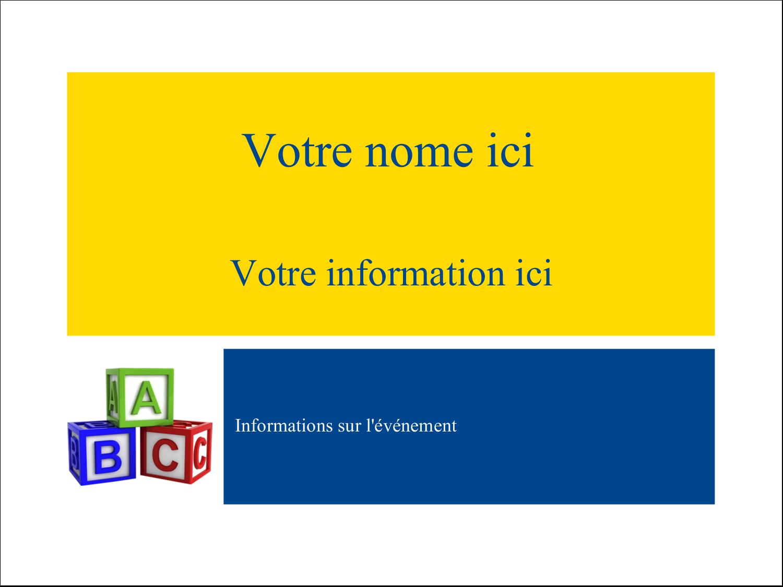 """3"""" x 4"""" Badges - Blocs pour enfants"""