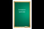 Tableau vert Reliures - gabarit prédéfini. <br/>Utilisez notre logiciel Avery Design & Print Online pour personnaliser facilement la conception.