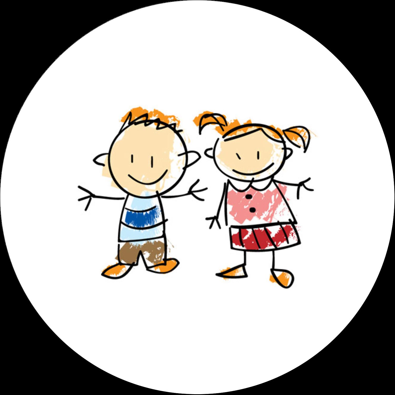 Éducation des enfants Étiquettes Voyantes - gabarit prédéfini. <br/>Utilisez notre logiciel Avery Design & Print Online pour personnaliser facilement la conception.