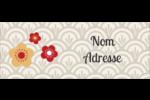 Nouvel An chinois Étiquettes D'Adresse - gabarit prédéfini. <br/>Utilisez notre logiciel Avery Design & Print Online pour personnaliser facilement la conception.