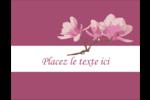 Magnolia printanier Carte Postale - gabarit prédéfini. <br/>Utilisez notre logiciel Avery Design & Print Online pour personnaliser facilement la conception.