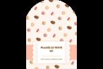 Pain sucré de Cinco de Mayo Étiquettes rectangulaires - gabarit prédéfini. <br/>Utilisez notre logiciel Avery Design & Print Online pour personnaliser facilement la conception.
