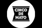Serape de Cinco de Mayo Étiquettes arrondies - gabarit prédéfini. <br/>Utilisez notre logiciel Avery Design & Print Online pour personnaliser facilement la conception.