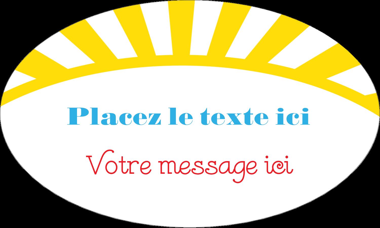 """1½"""" x 1½"""" Étiquettes carrées - Chapiteau de cirque"""