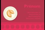 Nouvel An chinois avec biscuit Étiquettes à codage couleur - gabarit prédéfini. <br/>Utilisez notre logiciel Avery Design & Print Online pour personnaliser facilement la conception.