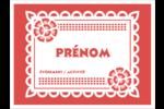Confettis de Cinco de Mayo Badges - gabarit prédéfini. <br/>Utilisez notre logiciel Avery Design & Print Online pour personnaliser facilement la conception.