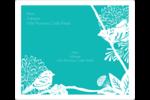 Signes du printemps Étiquettes D'Adresse - gabarit prédéfini. <br/>Utilisez notre logiciel Avery Design & Print Online pour personnaliser facilement la conception.