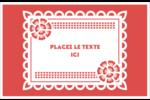 Confettis de Cinco de Mayo Cartes Et Articles D'Artisanat Imprimables - gabarit prédéfini. <br/>Utilisez notre logiciel Avery Design & Print Online pour personnaliser facilement la conception.