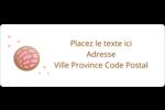Pain sucré de Cinco de Mayo Étiquettes D'Adresse - gabarit prédéfini. <br/>Utilisez notre logiciel Avery Design & Print Online pour personnaliser facilement la conception.