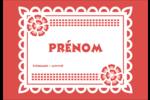 Confettis de Cinco de Mayo Étiquettes à codage couleur - gabarit prédéfini. <br/>Utilisez notre logiciel Avery Design & Print Online pour personnaliser facilement la conception.
