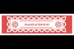 Confettis de Cinco de Mayo Affichette - gabarit prédéfini. <br/>Utilisez notre logiciel Avery Design & Print Online pour personnaliser facilement la conception.