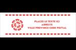 Confettis de Cinco de Mayo Intercalaires / Onglets - gabarit prédéfini. <br/>Utilisez notre logiciel Avery Design & Print Online pour personnaliser facilement la conception.