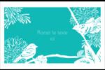 Signes du printemps Cartes Et Articles D'Artisanat Imprimables - gabarit prédéfini. <br/>Utilisez notre logiciel Avery Design & Print Online pour personnaliser facilement la conception.