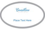 Your project will make a great impression with pre-designed Coastline Blue templates.