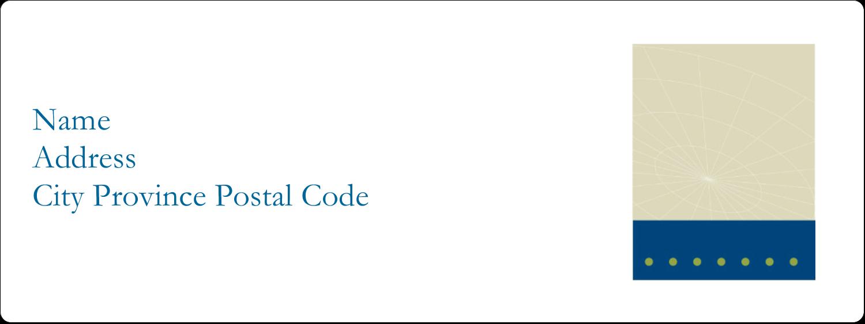 "1½"" x 4"" Address Label - Comm Tech"