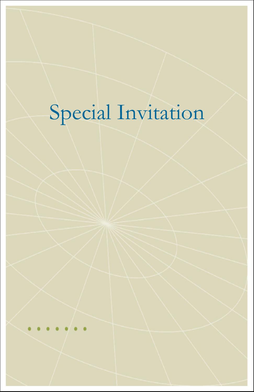 "5"" x 8½"" Half Fold Card - Comm Tech"