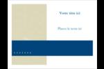 Tech Comm Étiquettes D'Identification - gabarit prédéfini. <br/>Utilisez notre logiciel Avery Design & Print Online pour personnaliser facilement la conception.