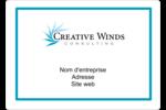 Flamme créative Étiquettes D'Identification - gabarit prédéfini. <br/>Utilisez notre logiciel Avery Design & Print Online pour personnaliser facilement la conception.