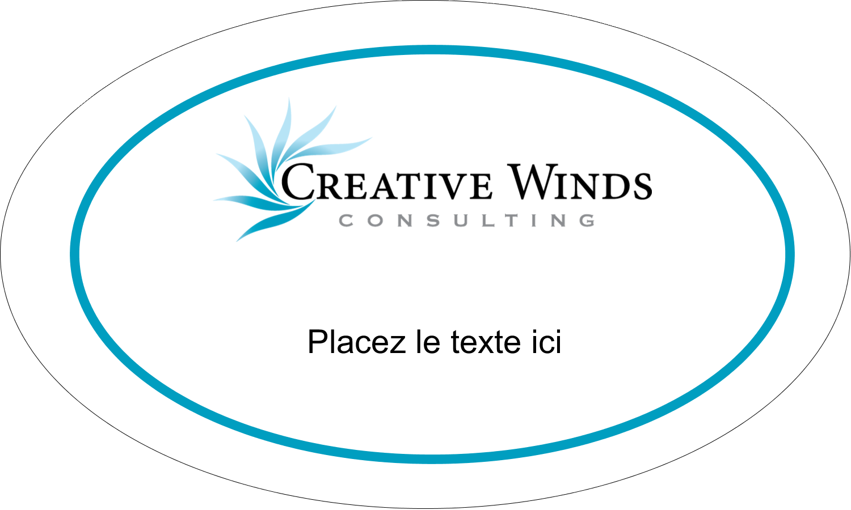 """1½"""" x 1½"""" Étiquettes carrées - Flamme créative"""