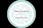 Fleur créative Étiquettes de classement - gabarit prédéfini. <br/>Utilisez notre logiciel Avery Design & Print Online pour personnaliser facilement la conception.