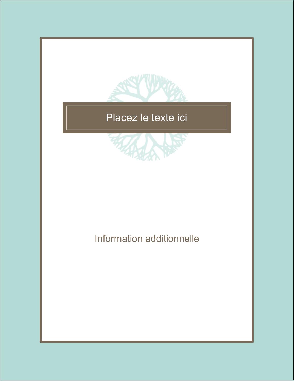 "5½"" x 4¼"" Carte Postale - Fleur créative"