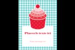 Ensemble pour petits gâteaux Carte Postale - gabarit prédéfini. <br/>Utilisez notre logiciel Avery Design & Print Online pour personnaliser facilement la conception.