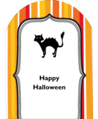 """Add a bit of """"Boo!"""" to custom projects with pre-designed Kiddie Halloween templates."""