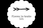 Diplôme et craie Étiquettes D'Adresse - gabarit prédéfini. <br/>Utilisez notre logiciel Avery Design & Print Online pour personnaliser facilement la conception.