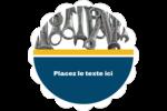 Outils de l'entrepreneur Étiquettes D'Adresse - gabarit prédéfini. <br/>Utilisez notre logiciel Avery Design & Print Online pour personnaliser facilement la conception.