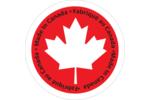 Fête du Canada Étiquettes rondes - gabarit prédéfini. <br/>Utilisez notre logiciel Avery Design & Print Online pour personnaliser facilement la conception.