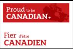 Fête du Canada Étiquettes d'expédition - gabarit prédéfini. <br/>Utilisez notre logiciel Avery Design & Print Online pour personnaliser facilement la conception.