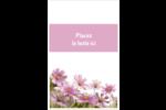 Mariage printanier rose Cartes Et Articles D'Artisanat Imprimables - gabarit prédéfini. <br/>Utilisez notre logiciel Avery Design & Print Online pour personnaliser facilement la conception.